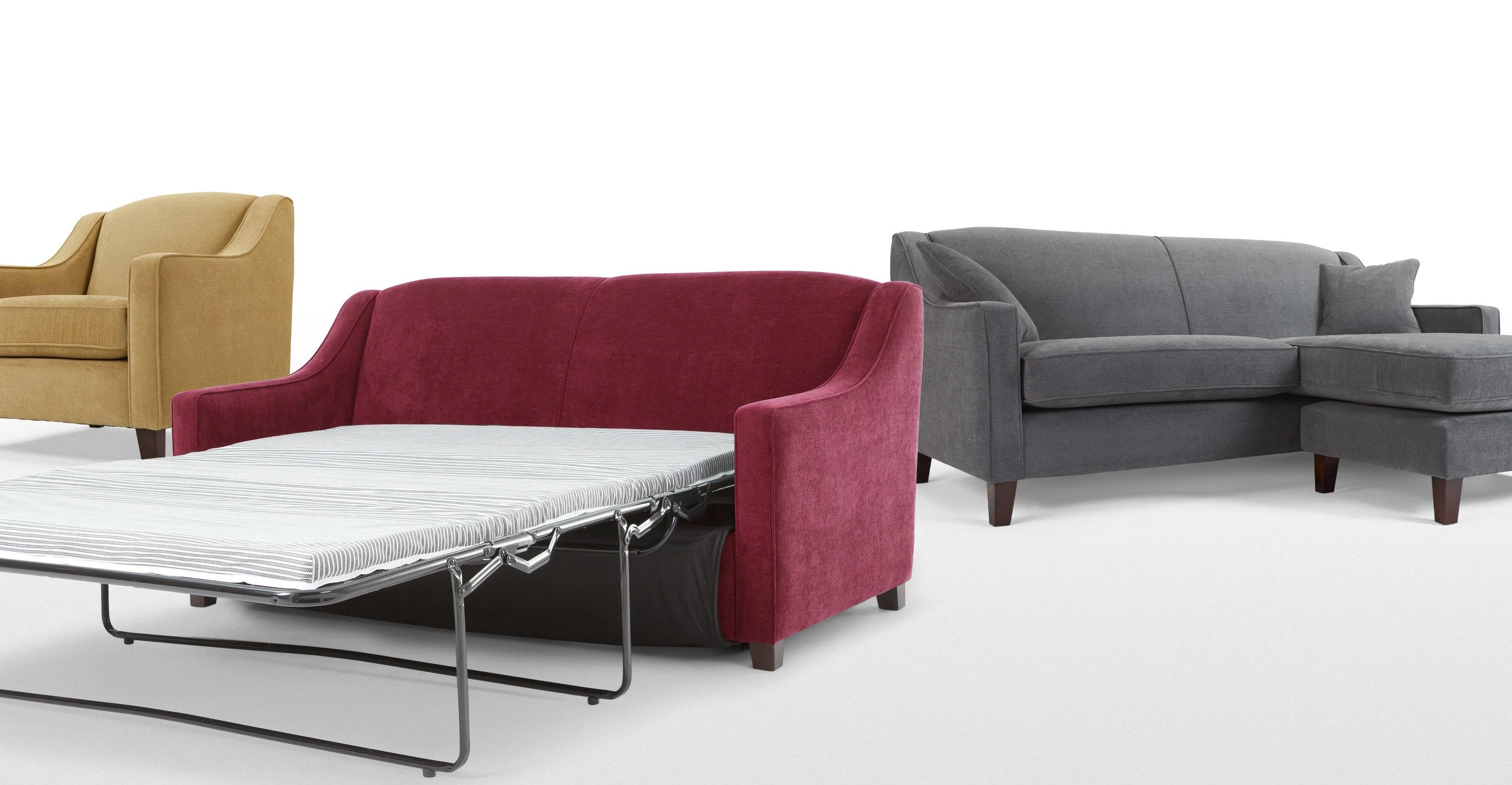 Коллекция угловых диванов