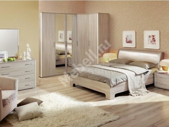 Спальный Гарнитур «Сорренто» Вариант 1