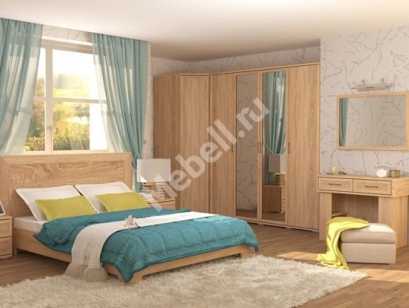 Спальня «Вега Прованс» Вариант 2
