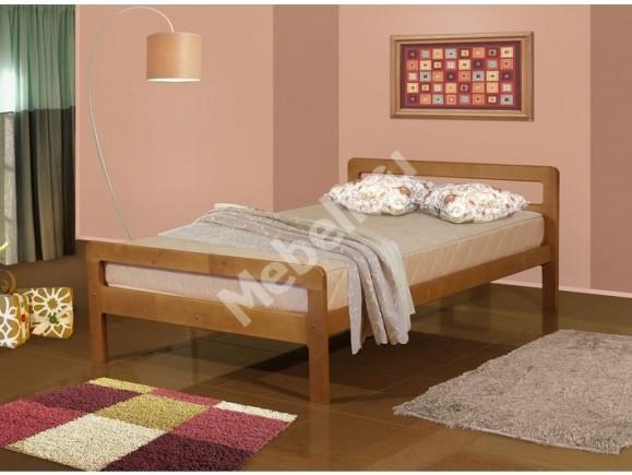 Кровать Массив С Основанием