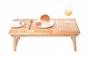 столик для завтрака в постель своими руками
