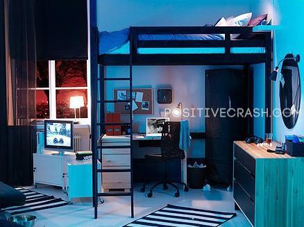 Кровать Стуро IKEA