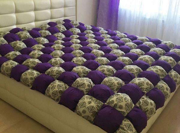 Лоскутное одеяло своими руками: идеи и пошаговые инструкции