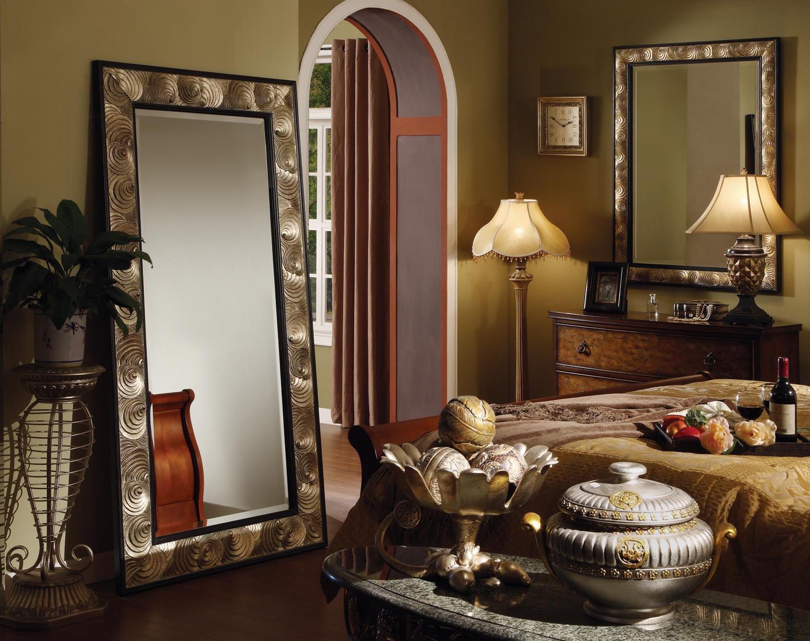 Зеркало в доме