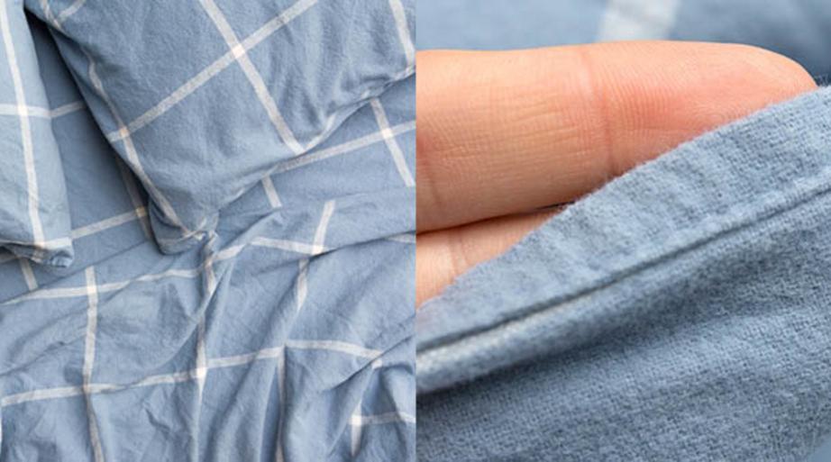 как стирать постельное белье в машинке
