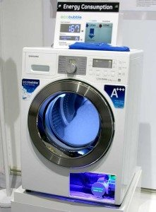 стиральная машина Самсунг с Эко бабл