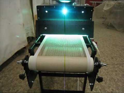 Оборудование для нанесения УФ-лаков