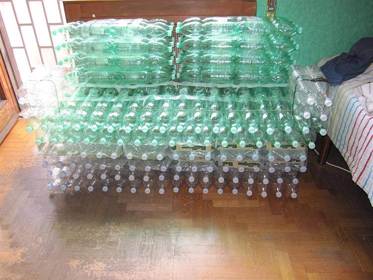 Необычные поделки из пластиковых бутылок своими руками с фото