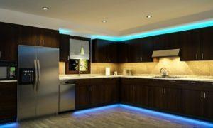 подсветка в кухне в волгодонске