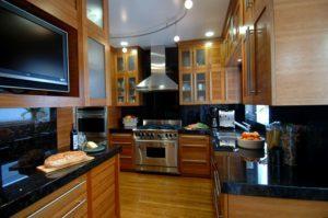 фото освещения на кухне
