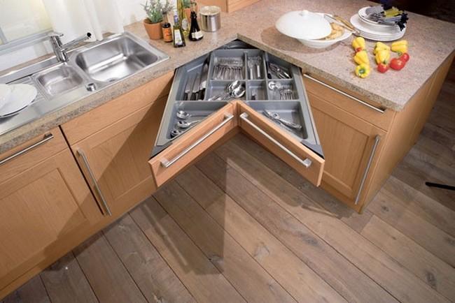 Оригинальная мебель для кухни