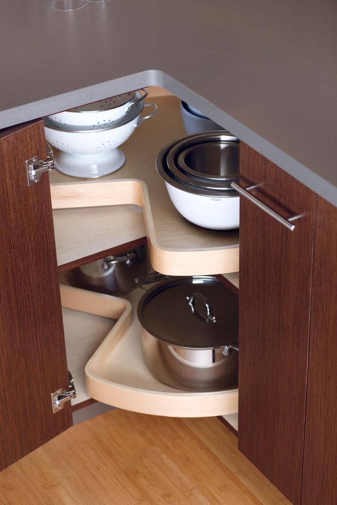 Креативные полки для хранения посуды