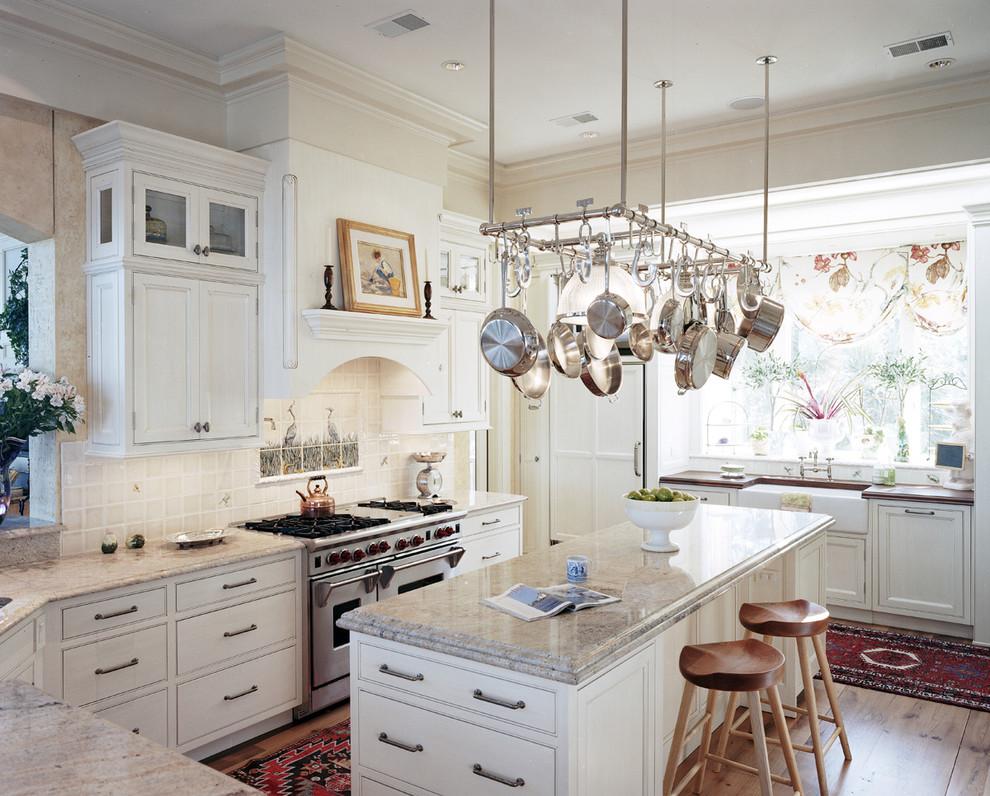 Подвесная система хранения для кастрюль и сковородок