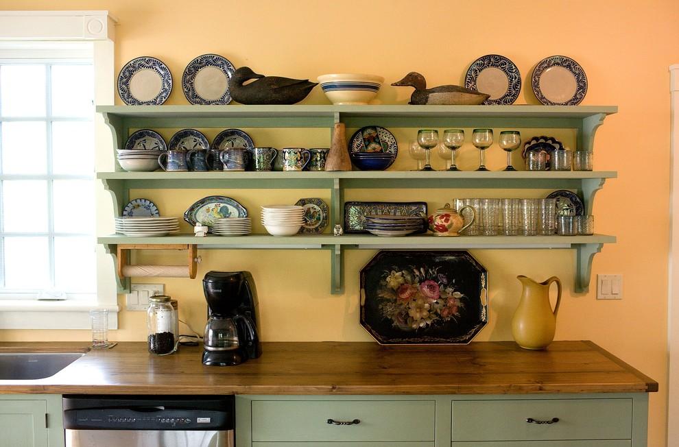 Стеллаж для хранения посуды