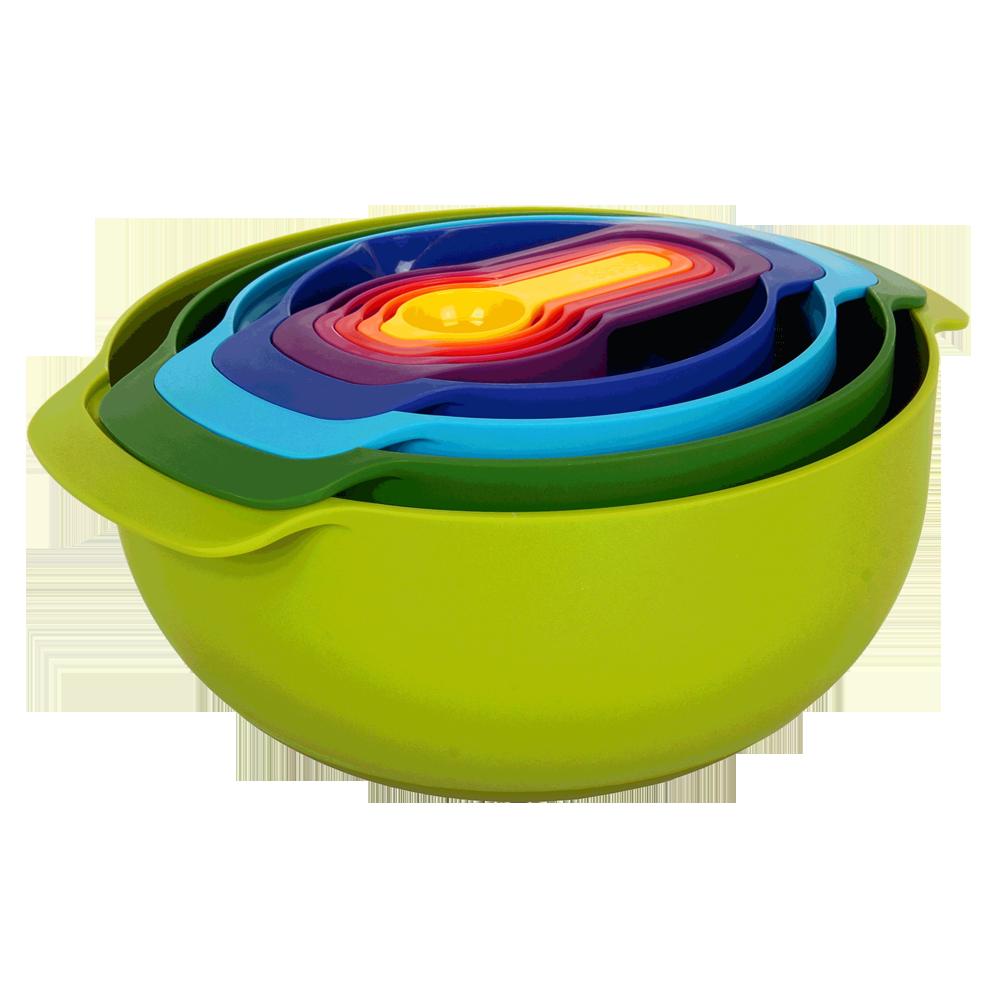 Креативный набор чашек и мерных ложек