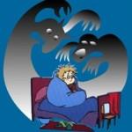 Детские страхи — как помочь ребенку?