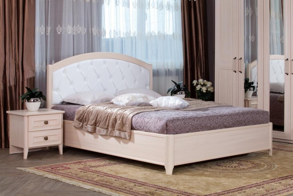 Фото красивой кровати Лагуна Белладжио 63030 М
