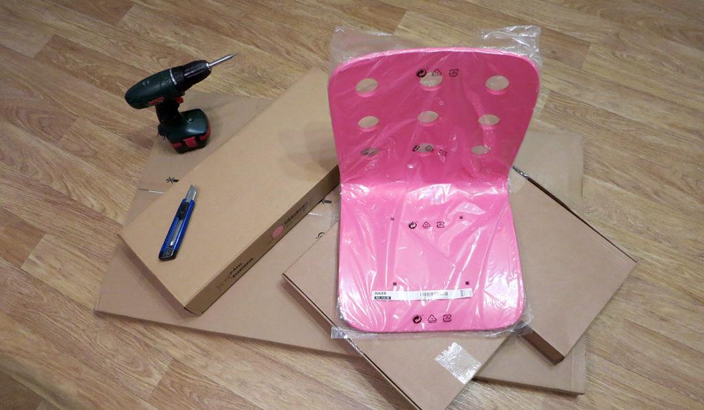 Детская мебель для школьника от Икеа