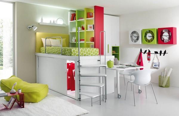 Летний декор для детской комнаты