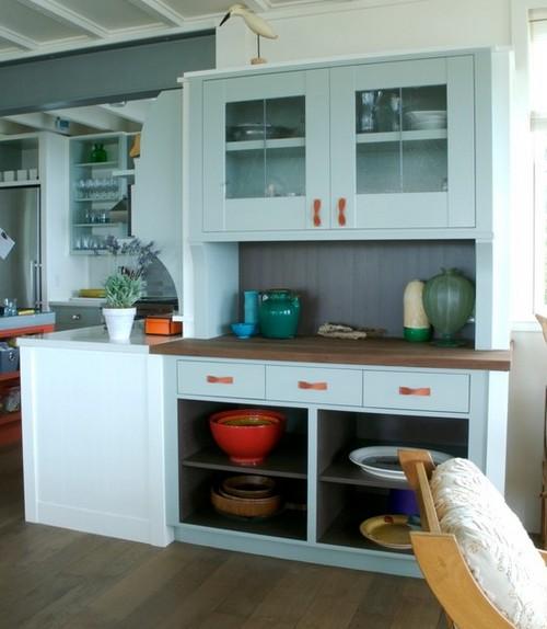 Кухонный буфет фото