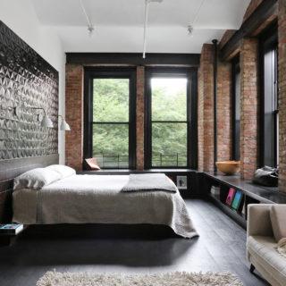 Интерьер спальни — 120 фото лучших идей и новинок