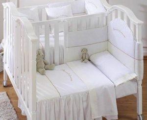 приставная кровать для двойни