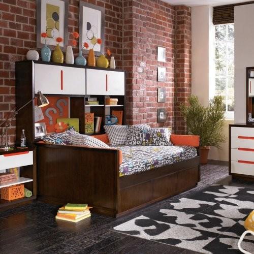 Детская кровать со шкафом фото