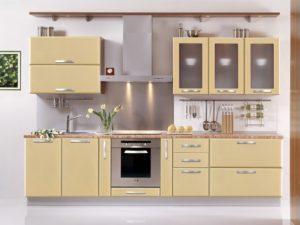 ремонт в небольшой кухне