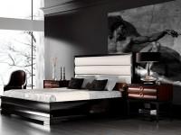фото черных спален