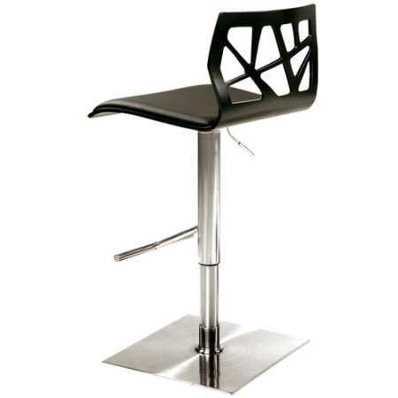 Используем полубарные стулья для кухни: как правильно выбирать