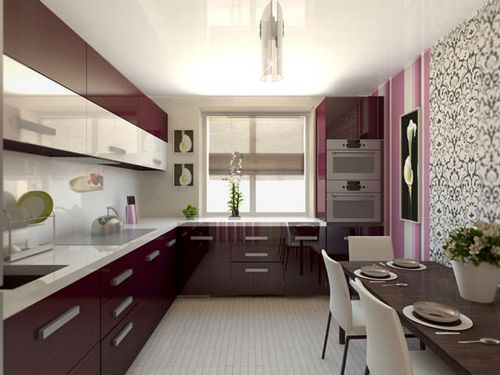 Дизайн угловой кухни своими руками: фото и видео