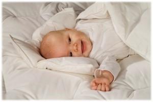 Детские натуральные одеяла для самых маленьких
