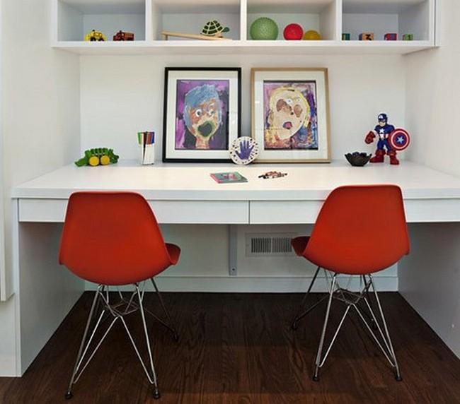 Большой стол для детей