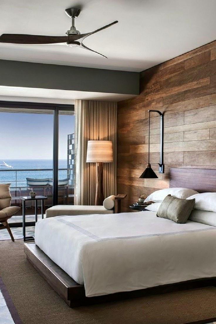 Панорамные окна в пол - это не только красивый вид из окна, но и комната всегда наполненная ярким солнечным светом