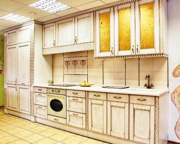 Линейные кухни фото дизайн