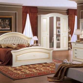 Гарнитур для спальни — яркий и современный дизайн. (70 фото новинок)