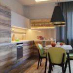 современный дизайн небольших кухонь фото