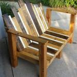 самодельные стулья из дерева