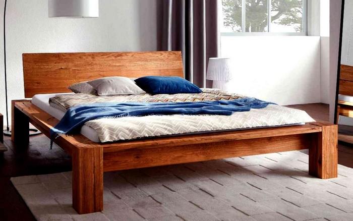 Кровать в японском стиле