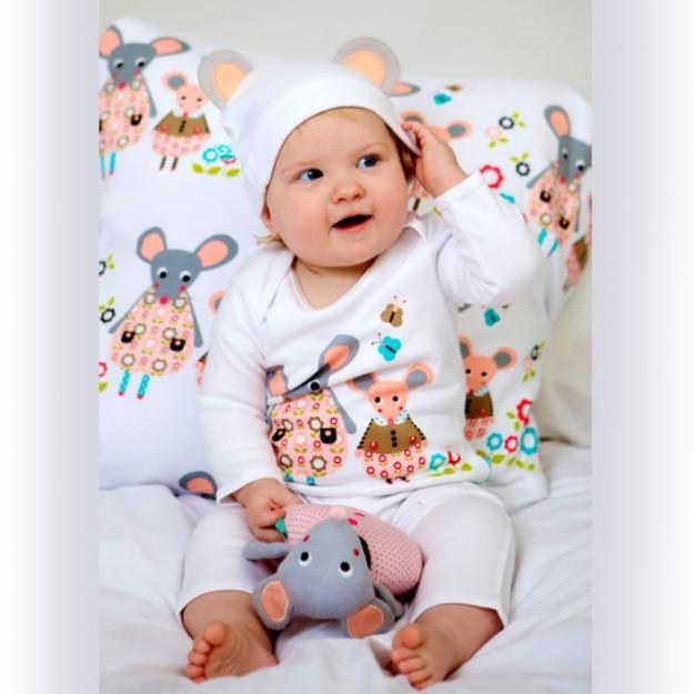 Детские ткани: виды, особенности и свойства