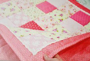 Как сшить конверт одеяло квадратной формы