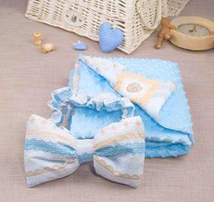 Как сшить конверт одеяло на выписку своими руками крючком