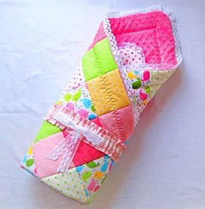 Вариантов, чтобы сотворить конверт одеяло на выписку своими руками - масса