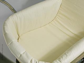 Внутренняя обивка из натуральной ткани