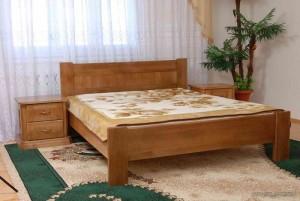 Фото кровати из дерева