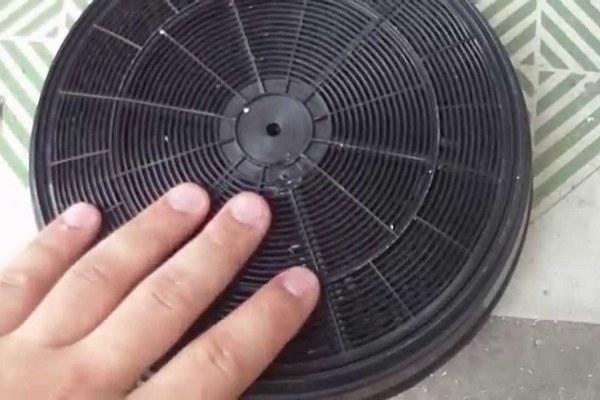 Угольный фильтр кухонной вытяжки