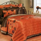 модные покрывала на кровать фото