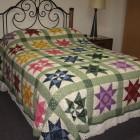вязание крючком покрывало на кровать