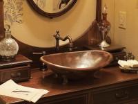 восточные мотивы в оформлении ванной