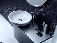 накладная раковина на столешницу для ванной